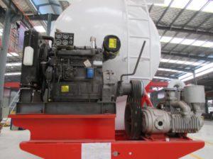 bulk powder tanker trailer 1