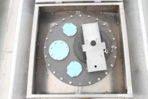 crude oil tank trailer valve