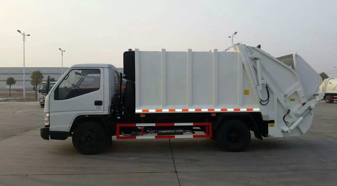 Garbage Compactor Trucks Dustcarts For Sale From