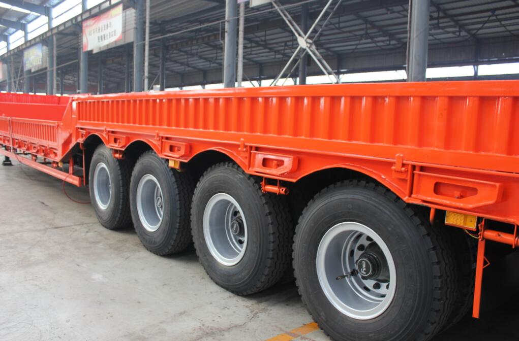 low bed trailers for sale