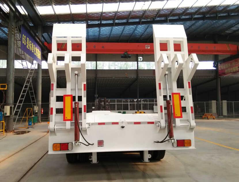 lowbed trailer