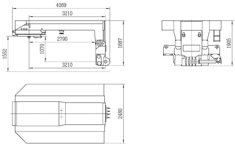 modular trailer gooseneck