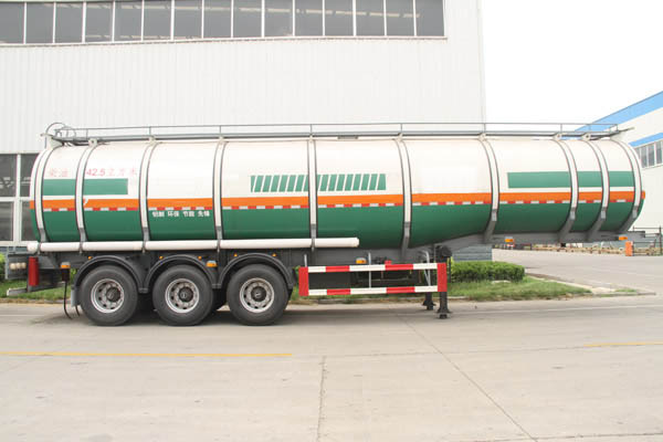 petroleum tank trailers