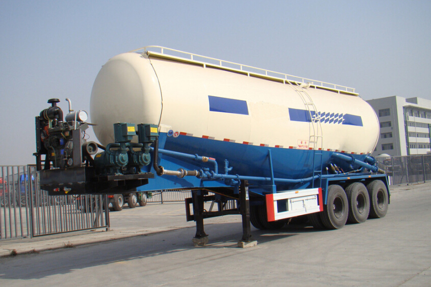 Pneumatic / Dry Bulk Tank Trailers Guide – Learn Specs & Design