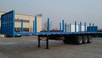 timber trailer
