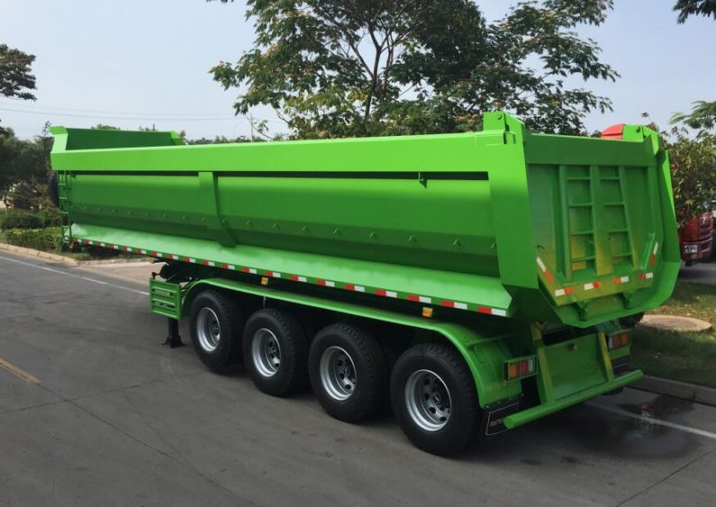 tipper trailer