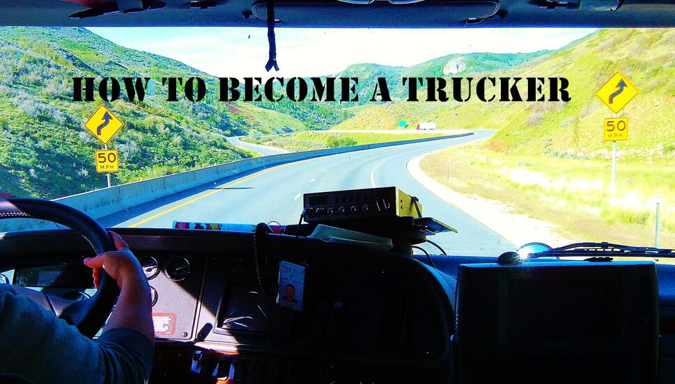 How a Mom Overcame the Odds and Pursued a Job as a Trucker