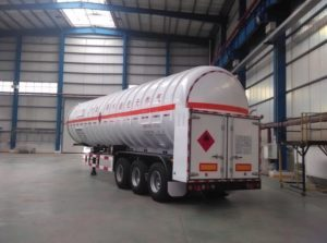 30 40 50 M 179 Lng Storage Tank Trailer For Sale By High