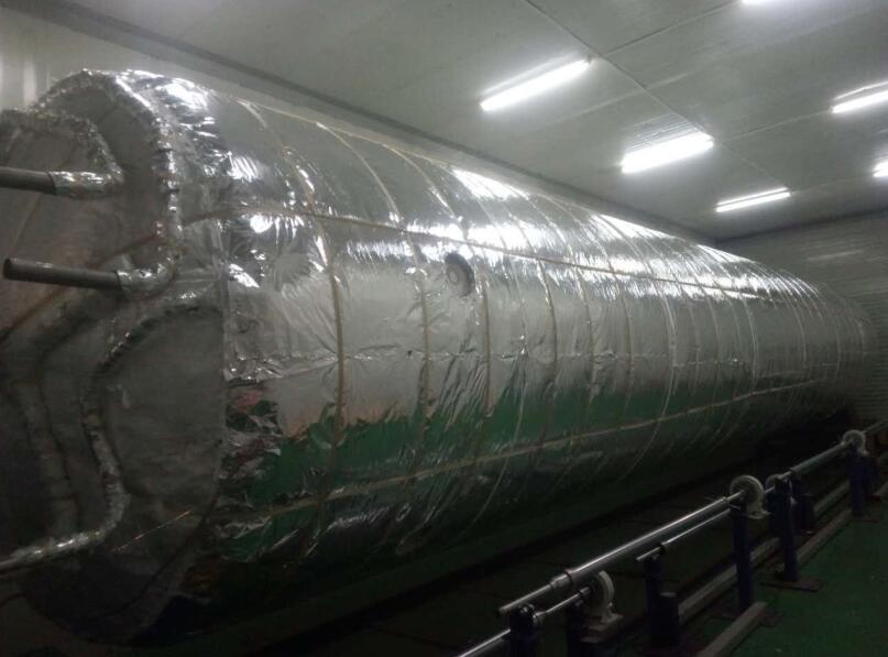 lng insulation materials