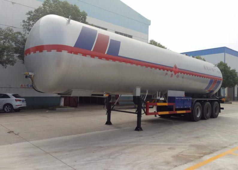 lpg tank trailer