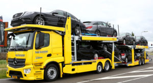 transporting vehicles