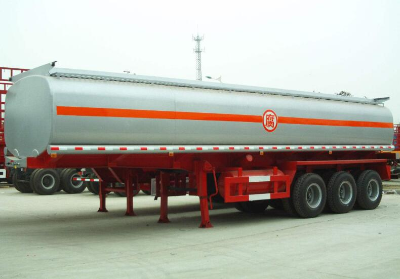 carbon steel tank trailer