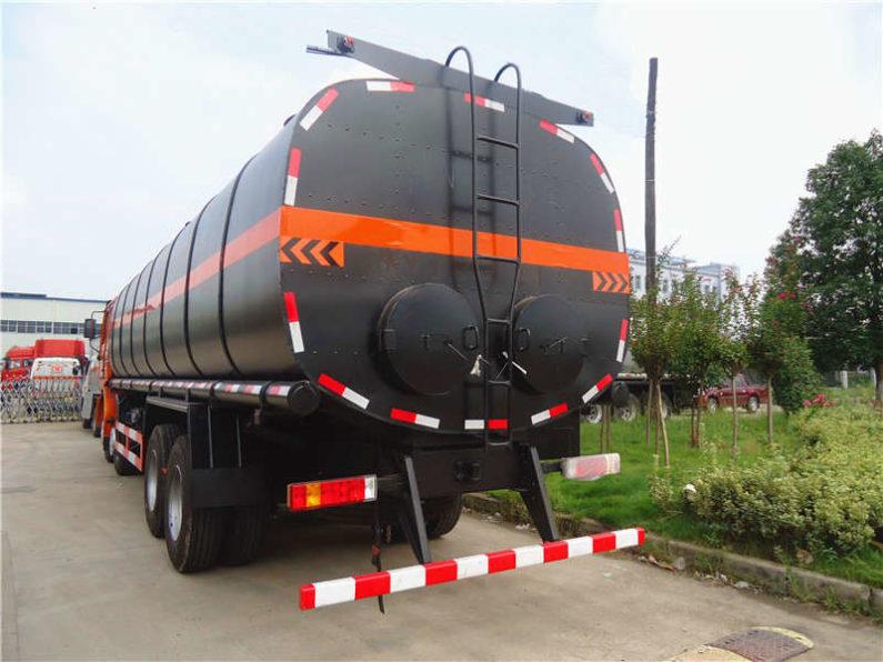 coal burner tank trailer