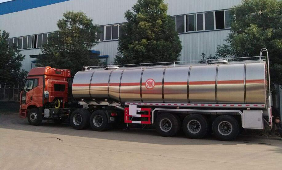 Fuel, petrol, diesel, oil tank trailer Buying Guide – How to Choose Design and Capacity