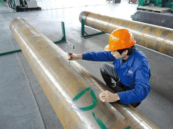 steel tube inspection