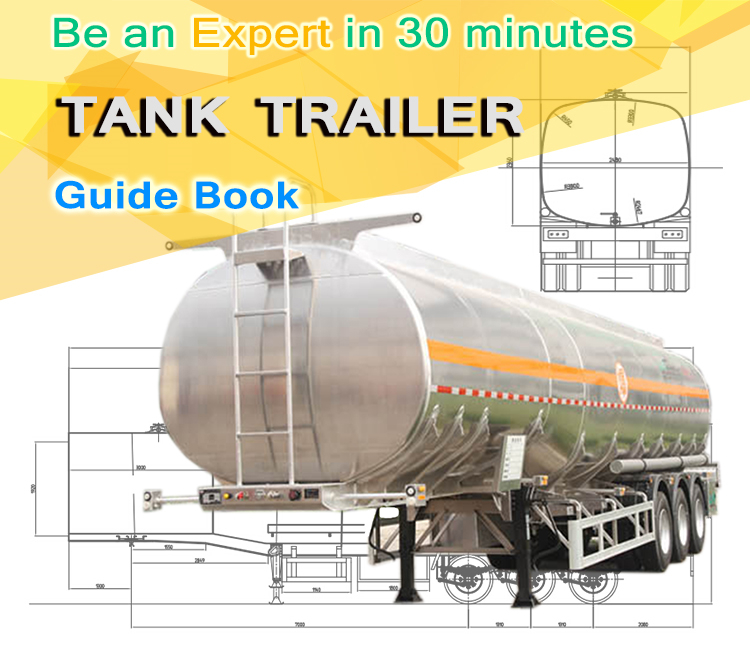 Fuel Tank Trailer Guide - Diesel, Petrol, Oil Tanker Trailers