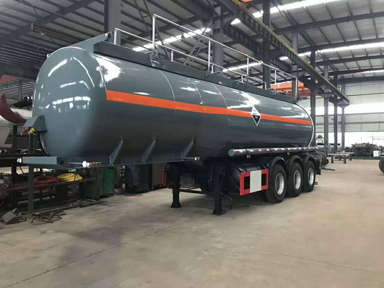 Why Acid Tank Trailer Can T Be Corroded Learn Designs
