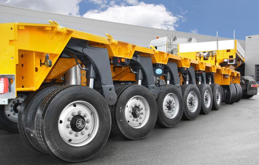 Best Modular Trailer Manufacturers (Hydraulic Axles Trailers) You Should Know