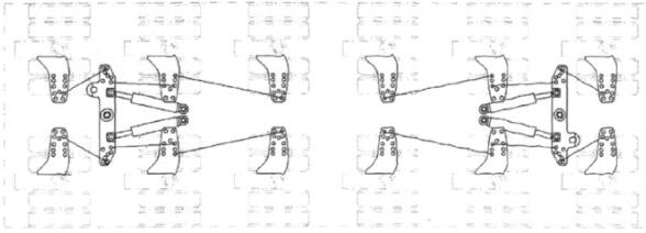Steering system linkages