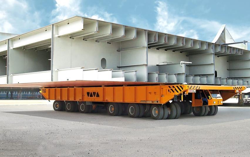 4 Best Shipyard Transporter Manufacturers (Platform Transporter)