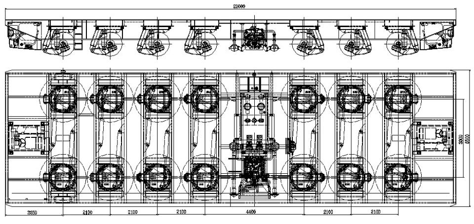 shipyard transporter brief drawing