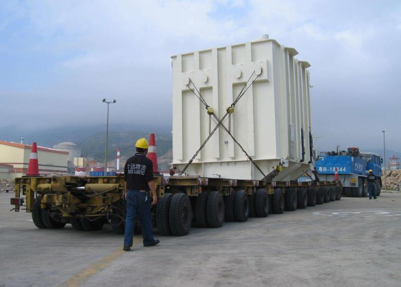 What Is the Advantage of Using Modular Trailers in Project Cargo Industry