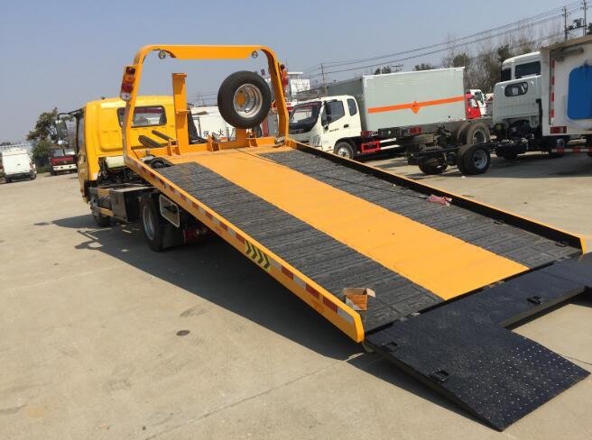 flatbed tilt trailer