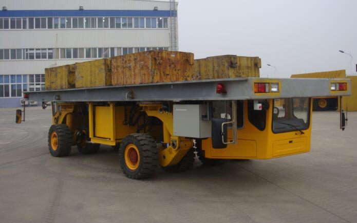 hydraulic platform transporter tructure
