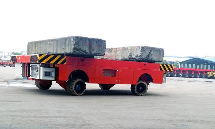 material handling transporter
